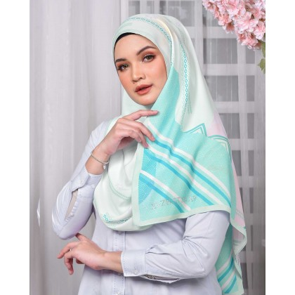ELIVE SHAWL PRINTED IN 10 COLOURS