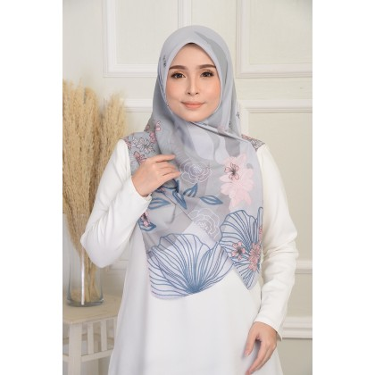 CITRA4.0 TUDUNG BAWAL PRINTED COTTON VOILE PREMIUM QUALITY IN 10 COLOURS